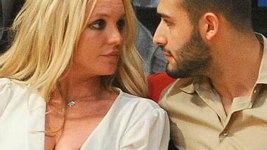 Britney Spears: Verlobung mit Sam Ashgari? - Foto: Getty Images