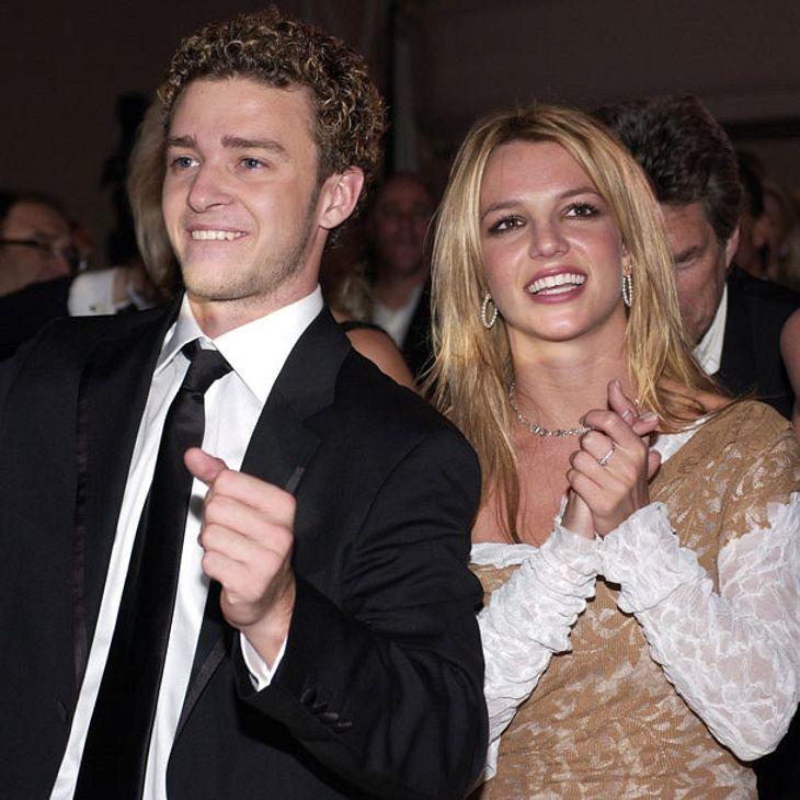 Britney Spears will einen Song mit Justin Timberlake aufnehmen