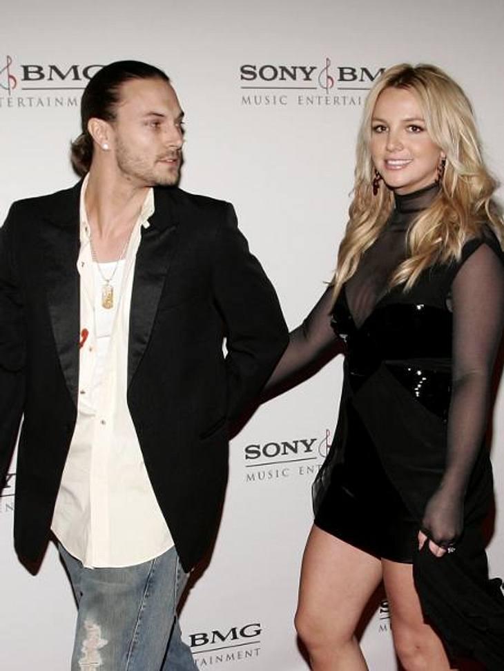 """Stars und ihre Reality-ShowsLang ist's her, aber auch Britney Spears (30) hat eine dunkle Vergangenheit als Reality-Show-Star. An der Seite von Ex-Mann Kevin Federline (34) war sie 2005 in der Doku-Soap """"Britney and Kevin: Chaotic&quot"""