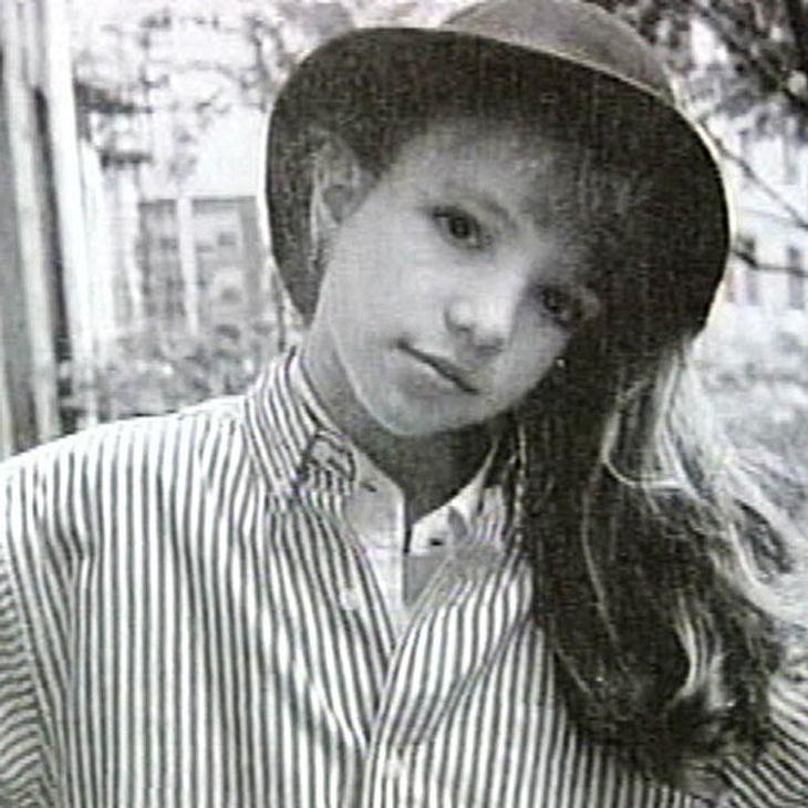 Best Of ... Britney SpearsNoch so klein, aber für die Kamera guckt sie wie ein Profi.