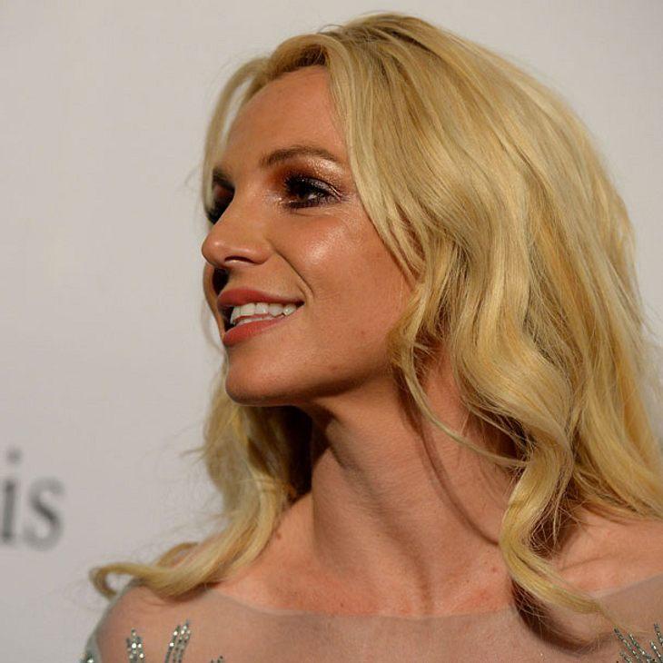 Britney Spears nackt