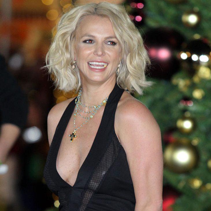 Ist Britney Spears wieder verliebt?