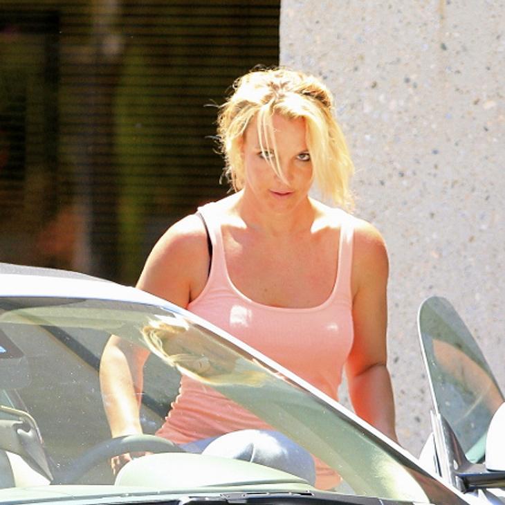 Fällt Britney Spears zurück in alte Muster?