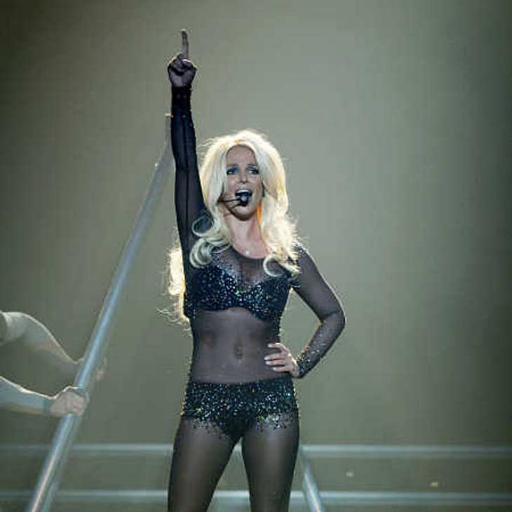 Britney Spears: Top in Form