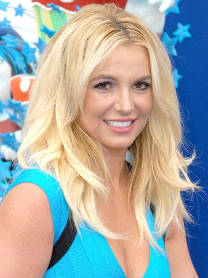 Britney Spears ist ein echter Sparfuchs!