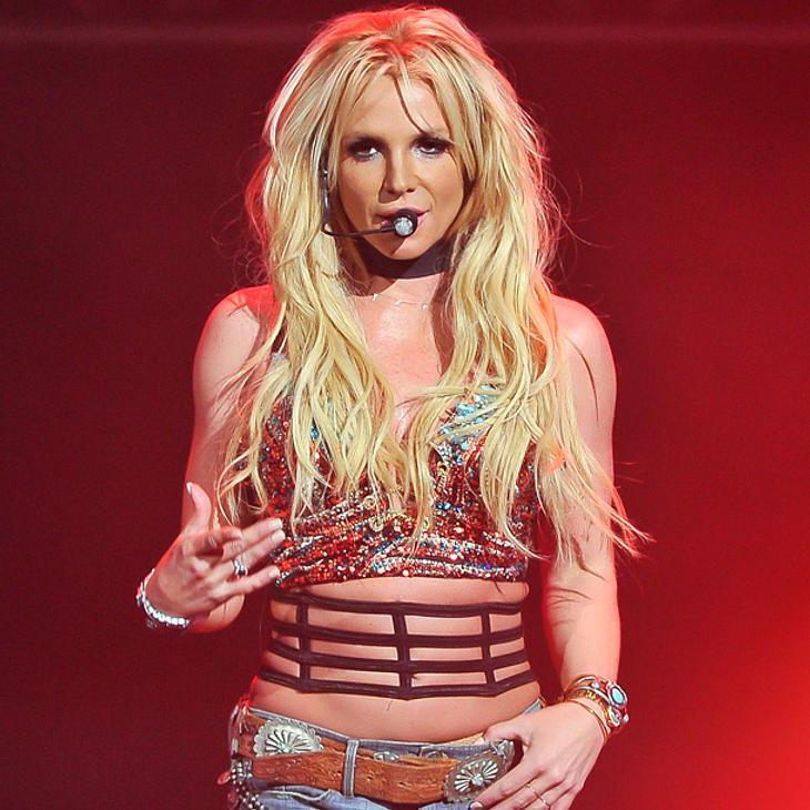 Britney Spears und ihre beiden Söhne