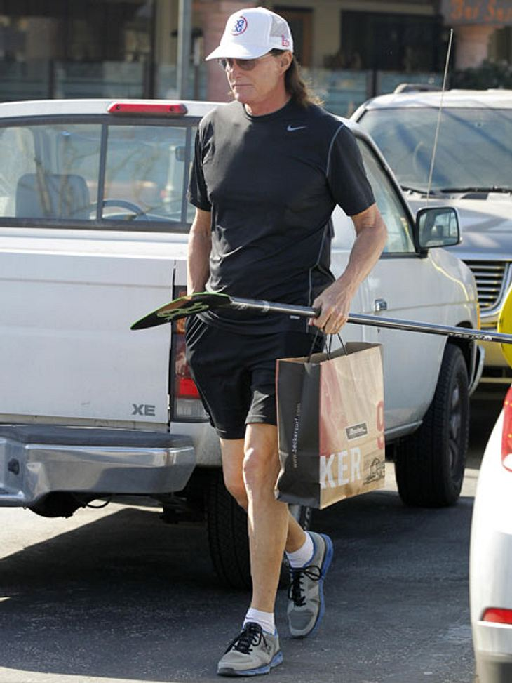 Bruce Jenner: Wird er zur Frau?