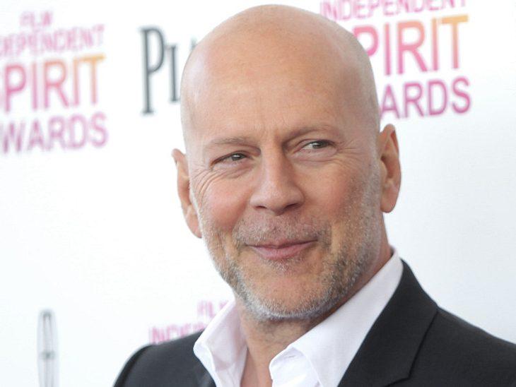 Bruce Willis wollte eine Tagesgage von einer Million Dollar.