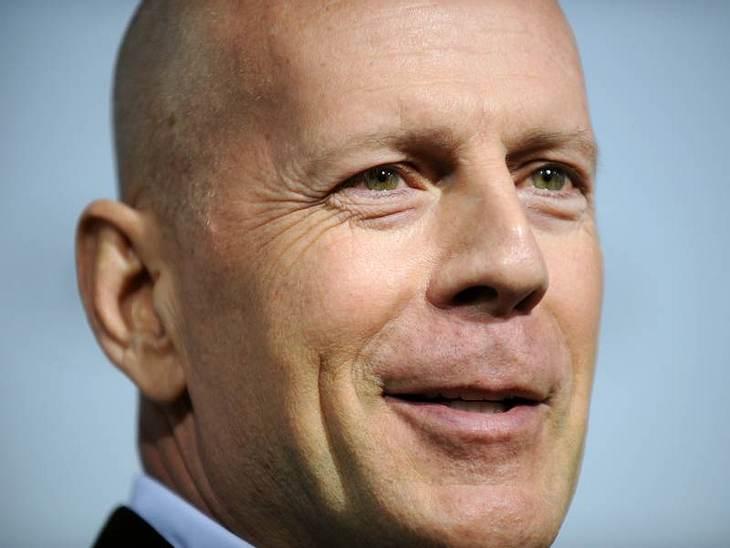 Herzlichen Glückwunsch! Bruce Willis wird zum vierten Mal Vater!