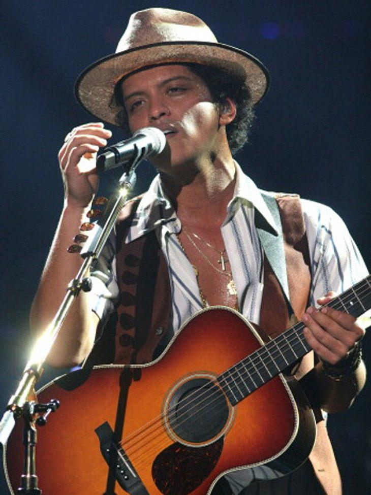 Bruno Mars darf beim Superbowl auftreten!