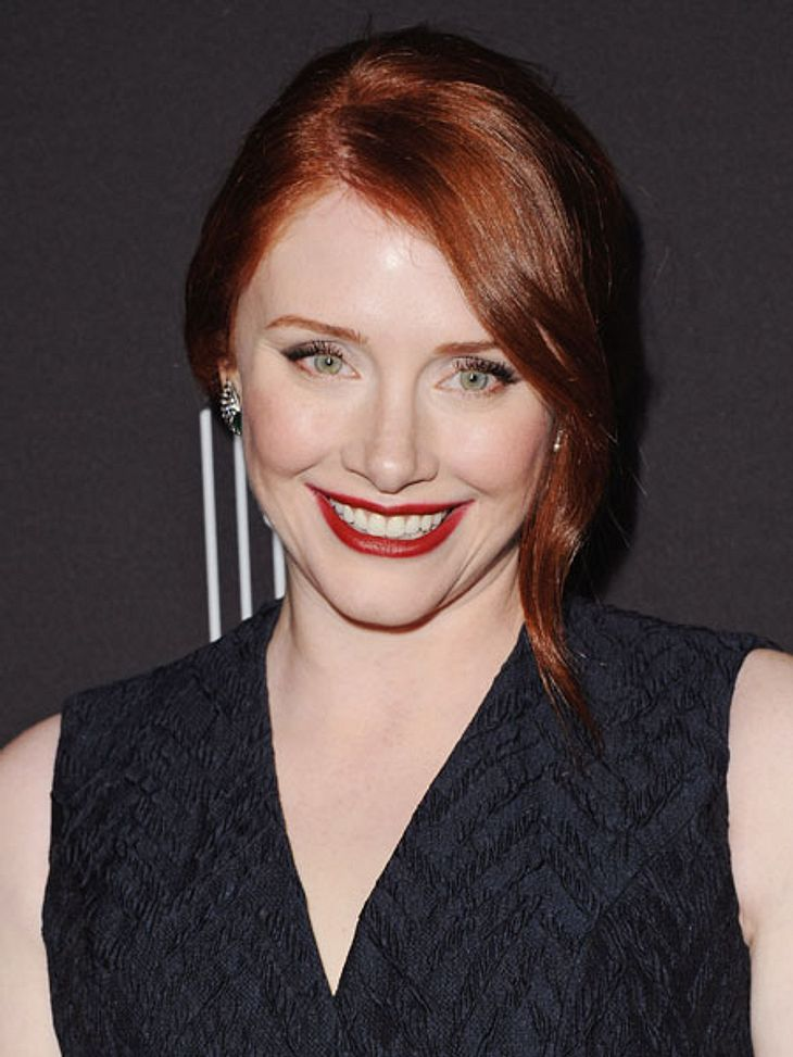 Bryce Dallas Howard spricht züber ihre postnatale Depression.