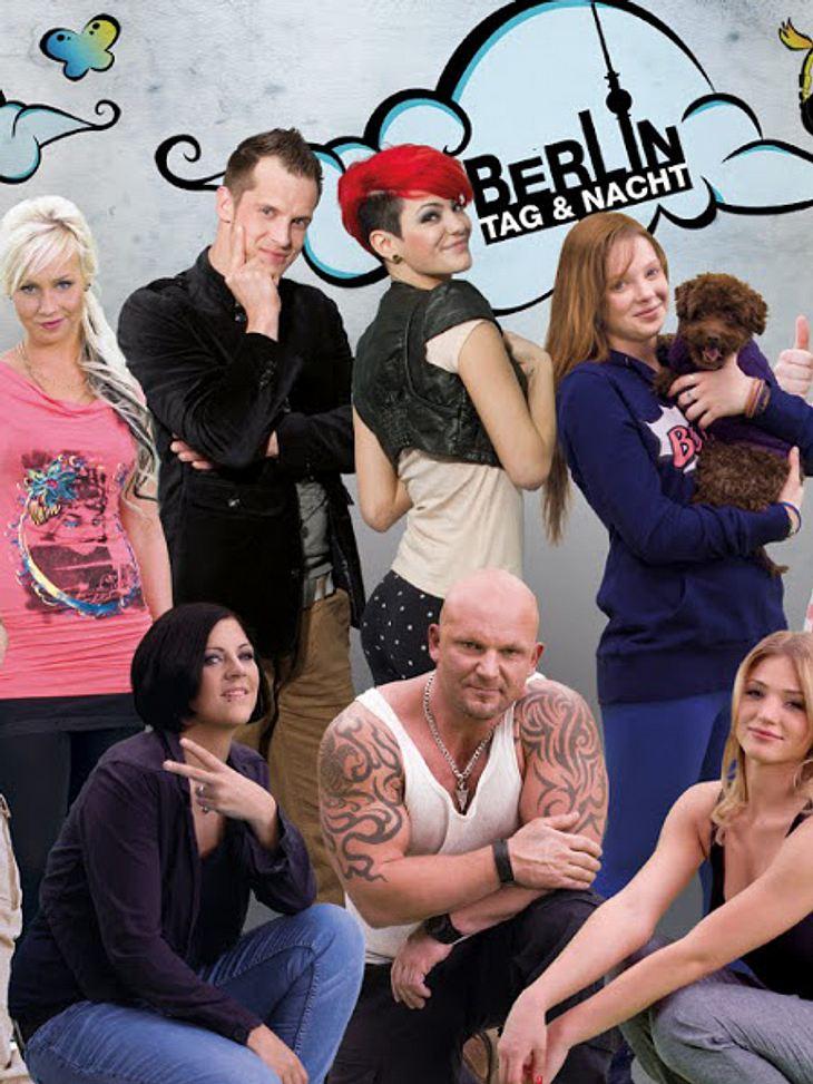 """""""Berlin - Tag und Nacht"""" sorgt regelmäßig für Top-Quoten"""