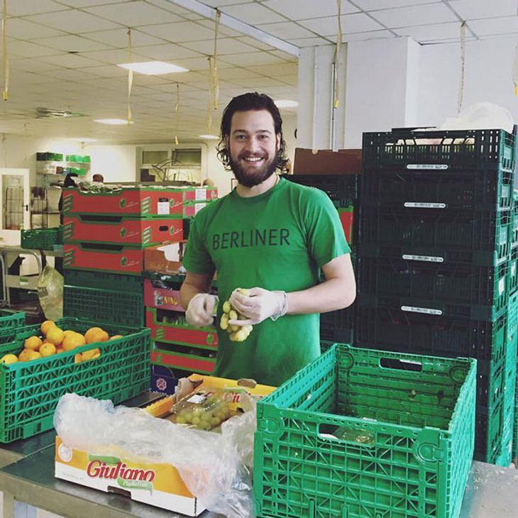 Patrick G. Boll: So setzt sich BTN-Marcel für Bedürftige ein
