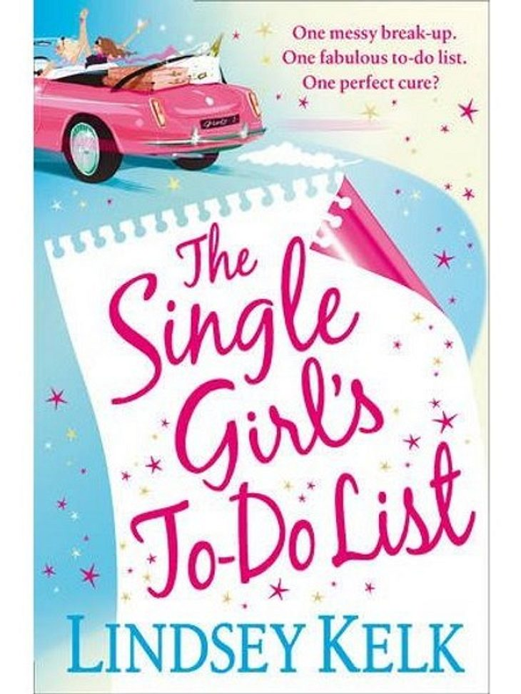 """""""The Single Girl's To-do-List"""" von Lindsey KelkDas meint Romina von der WUNDERWEIB.de-Redaktion:""""Ich hatte neulich """"The Single Girl's To-Do-List"""" von Lindsey Kelk im Handgepäck. Die perfekte Flugzeug-Lektüre  leicht"""