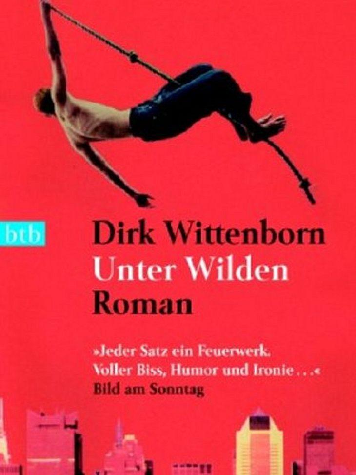 """""""Unter Wilden"""" von Dirk WittenbornDas meint Jasmin von der WUNDERWEIB.de-Redaktion: Achtung, Satire! Als Finn bei dem Versuch seiner drogensüchtigen Mutter Liz Kokain zu besorgen auffliegt, fordern seine reichen Großeltern die Erz"""