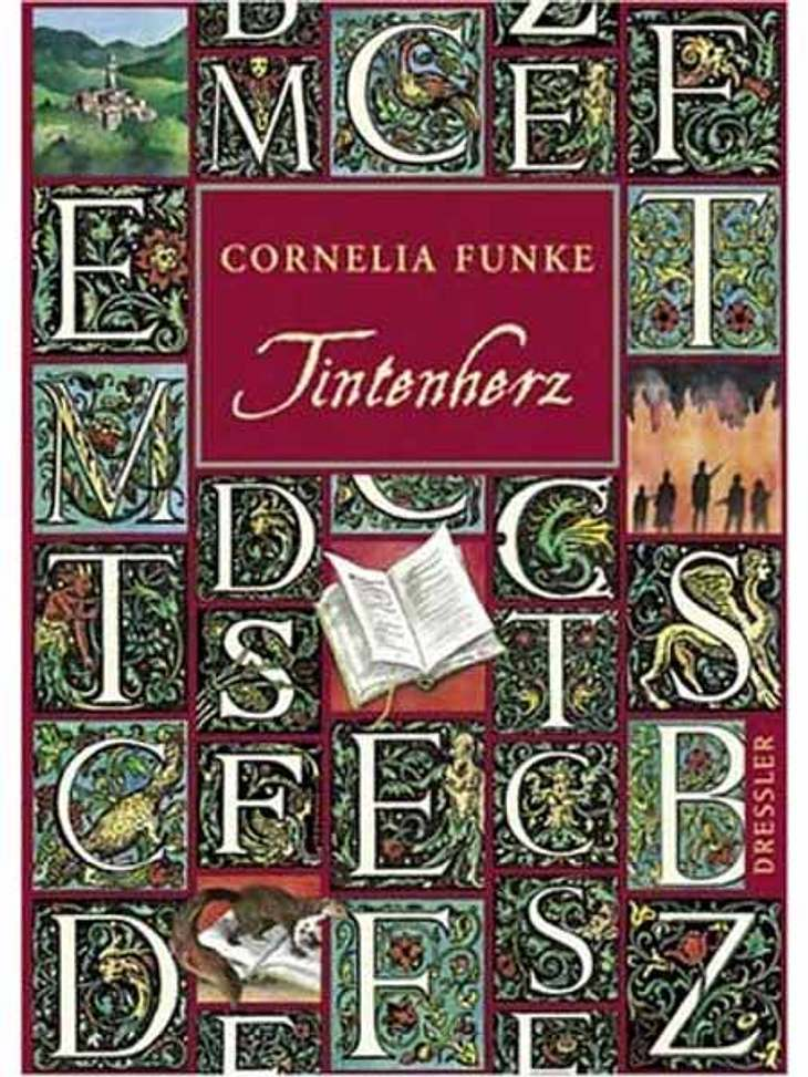 """""""Tintenherz"""" von Cornelia FunkeBuchtipp von Korinna von der WUNDERWEIB.de-Redaktion:Mit dem Buchtipp bin ich vielleicht etwas spät dran, immerhin ist das Buch nicht nur schon ein paar Jährchen alt, sondern auch schon erfolgreich m"""