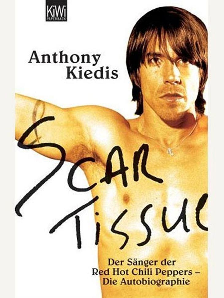 """""""Scar Tissue: Der Sänger der Red Hot Chili Peppers - Die Autobiographie"""" von Anthony Kiedis Buchtipp von Alena von der WUNDERWEIB.de-Redaktion:""""Sex, Drugs and Rock & Roll"""": Das ist die Kurzfassung von der Autobiograp"""