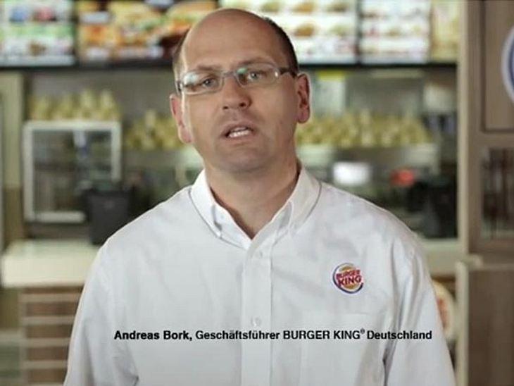 Burger King entschuldigt sich bei den Kunden