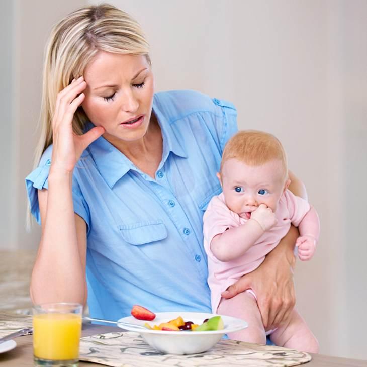 Burnout: Es droht jeder 5. Mutter!