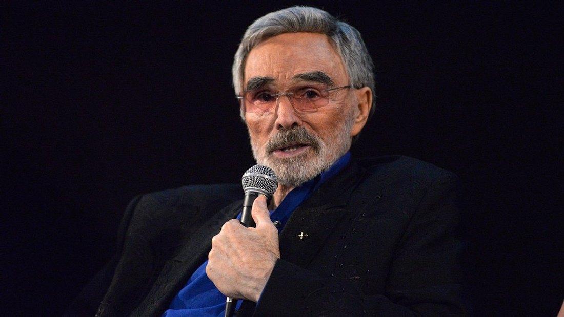 Herzinfarkt! Burt Reynolds ist tot