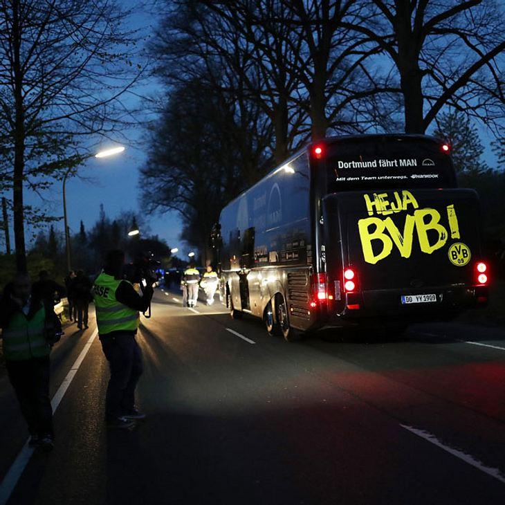 Nach BVB-Anschlag: Haftbefehl gegen IS-Mitglied