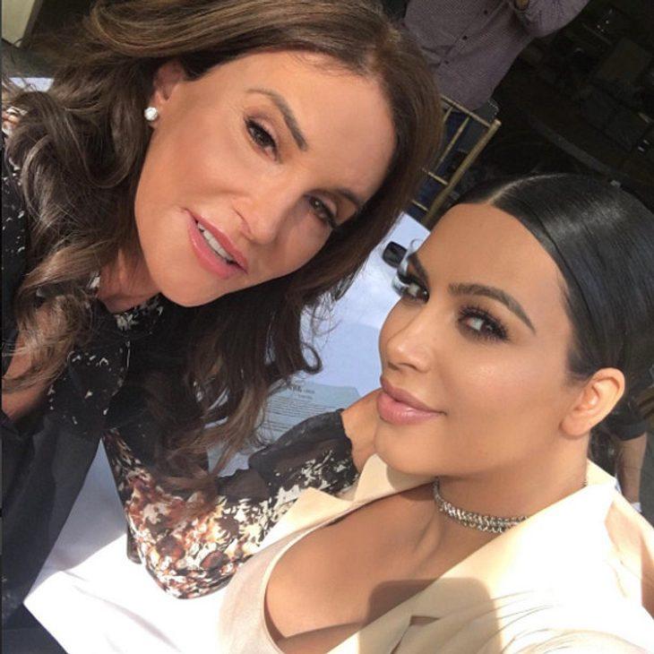Kim Kardashian bewundert Caitlyn Jenner