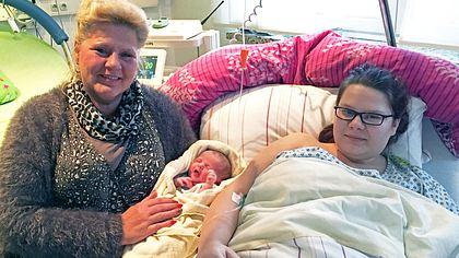 Calantha Wollny: Babygeschlecht und Name enthüllt - Foto: RTL 2