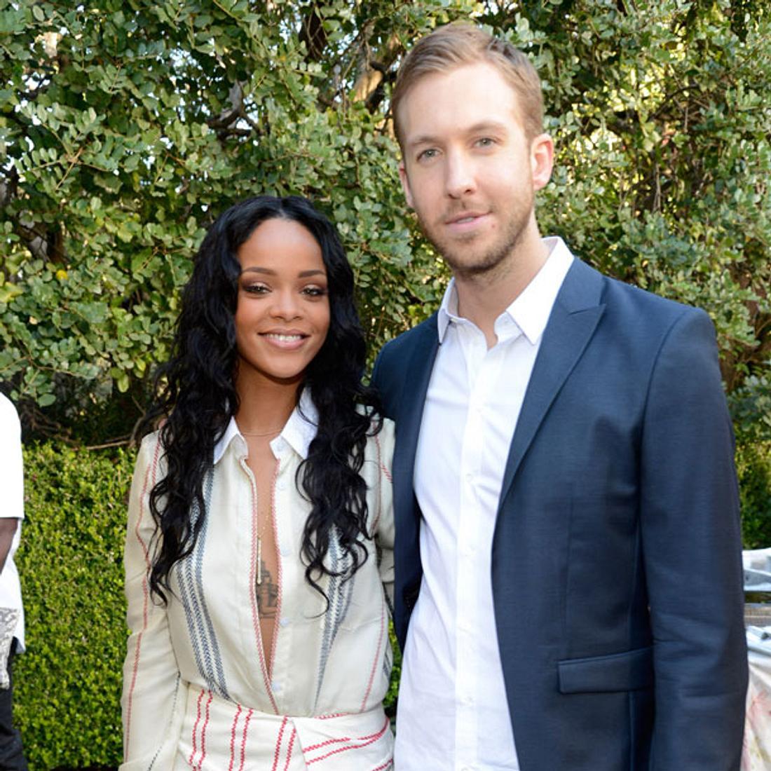 Calvin Harris und Rihanna: Was läuft da?