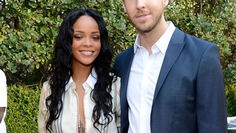 Calvin Harris und Rihanna: Was läuft da? - Foto: Getty Images