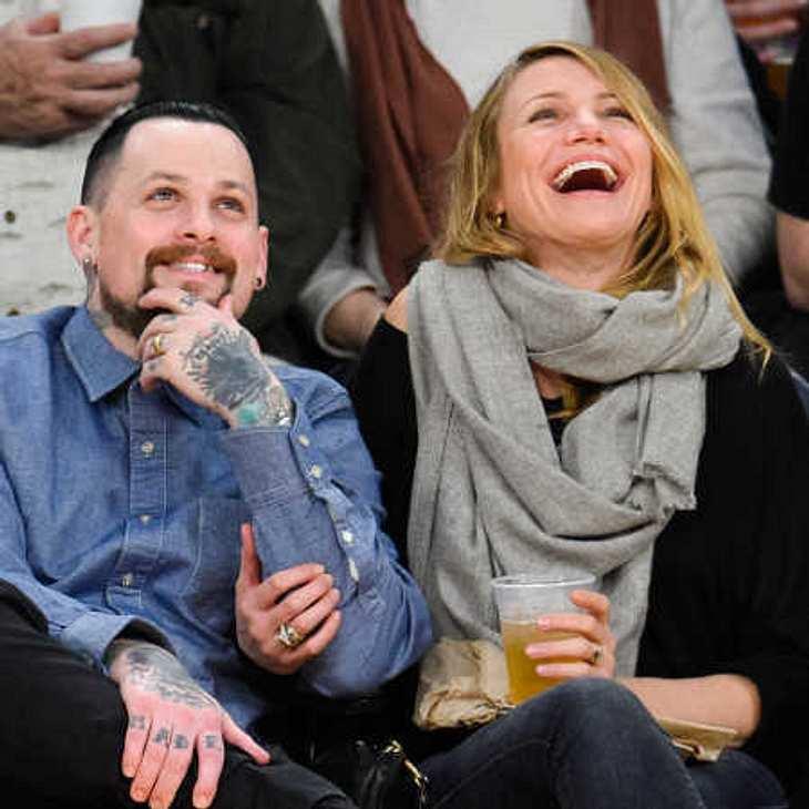 Cameron Diaz und Benji Madden: Erstes Foto als Ehepaar!