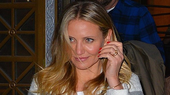 Cameron Diaz: Psycho-Coach! - Foto: Getty Images