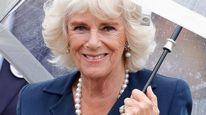 Herzogin Camilla flirtet fremd - Foto: GettyImages