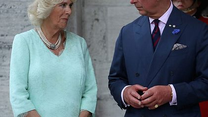 Die Royals: Große Sorge um Camilla - Foto: Getty Images