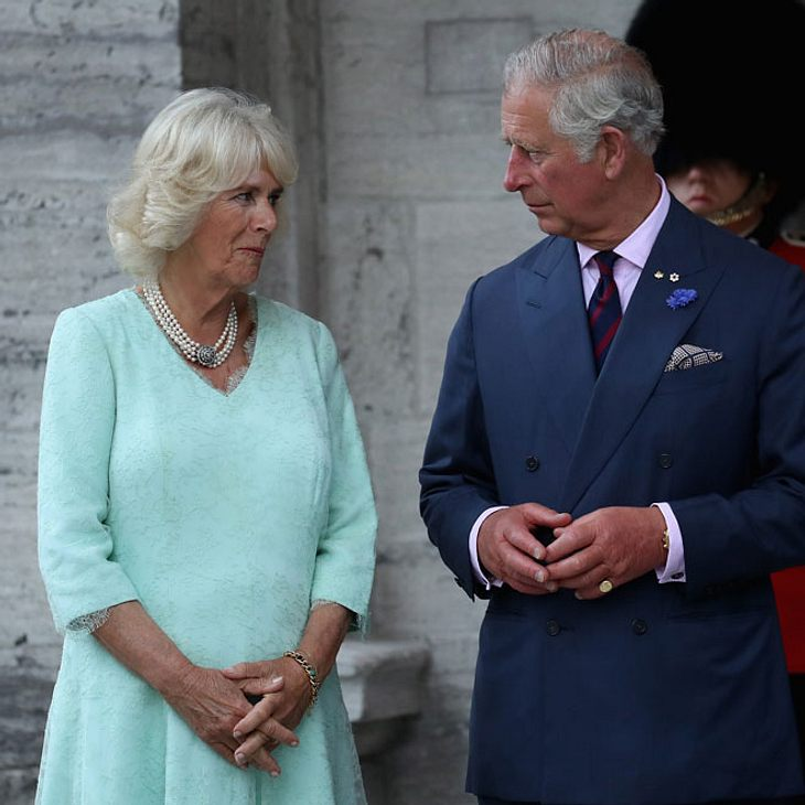 Die Royals: Große Sorge um Camilla