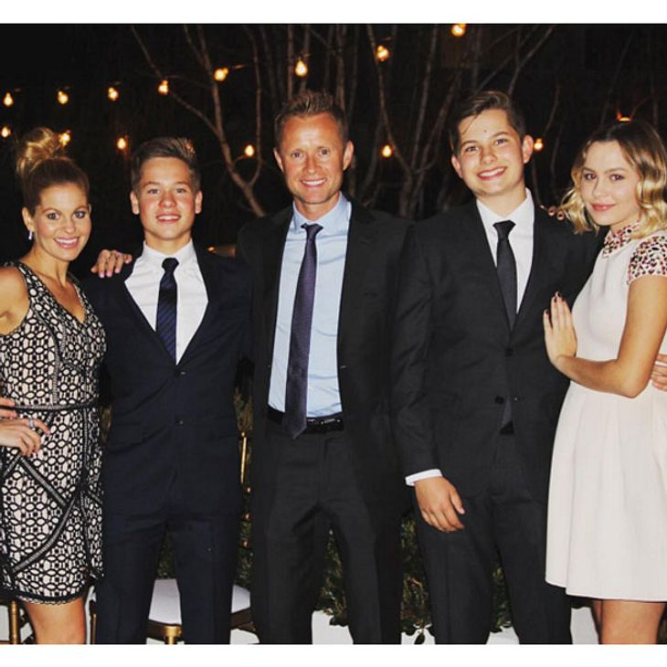 Candace Cameron Bure zeigt ihre Familie