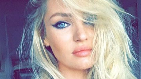 Candice Swanepoel ist kugelrund! - Foto: Instagram/ Candice Swanepoel