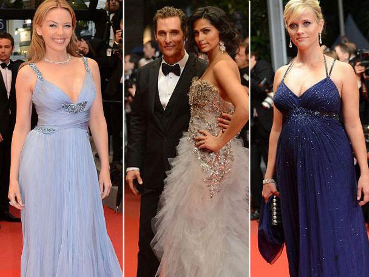 Cannes 2012In Cannes an der Côte d'Azur findet jedes Jahr das wohl glamouröseste Filmfestival der Welt statt. Auf den roten Teppichen der Filmpremieren begegnen wir ausschließlich den ganz Großen aus Hollywood. Dazu gibt es die schönsten Kl