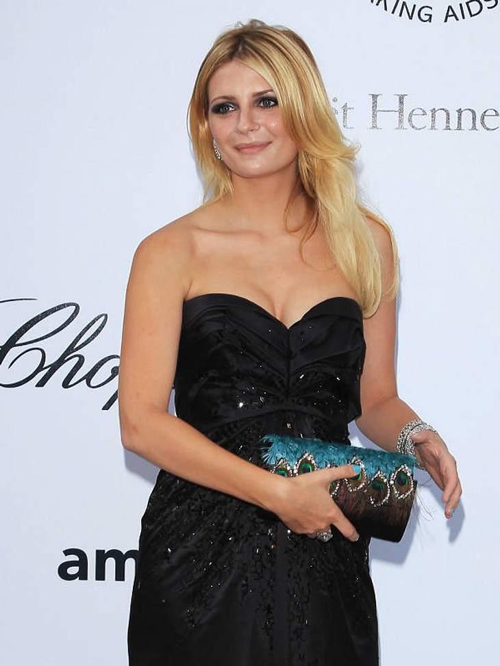 CannesMischa Barton scheint wieder gut in Schuss zu sein, nach einigen Beauty- und Fashion-Aussetzern.
