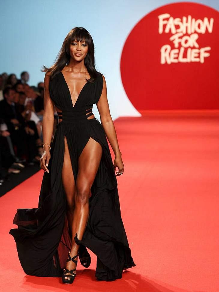 CannesHier zeigt die 40-jährige viel Bein.