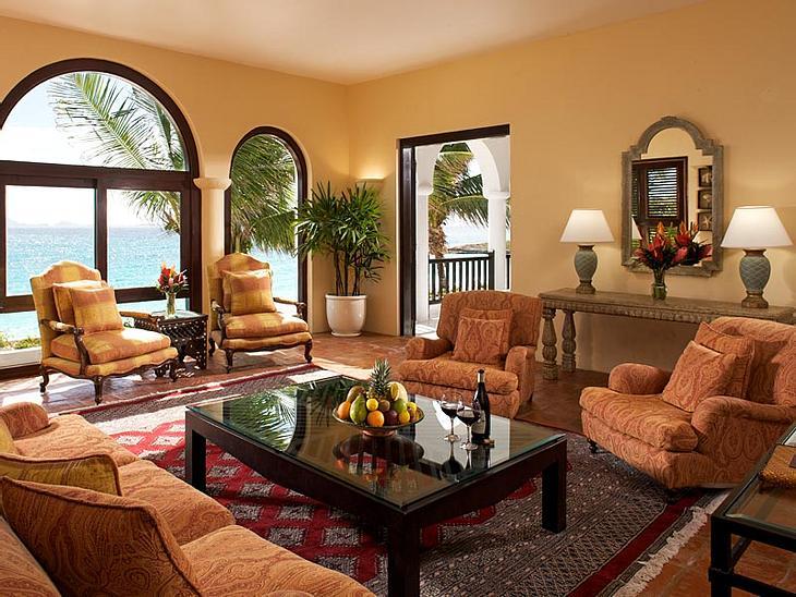 """Luxus-Hotels: Hier steigen die Stars abGanz viel Zeit für Zweisamkeit: Im 5-Sterne-Resort  """"Cap Jaluca"""" bekommen Paris & Co. einiges für ihr Geld geboten. Die Suiten sind riesig und besonders luxuriös."""