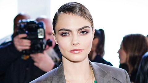 Cara Delevingne: Nur 10 Schritte! So hält sich das Topmodel fit! - Foto: Getty Images
