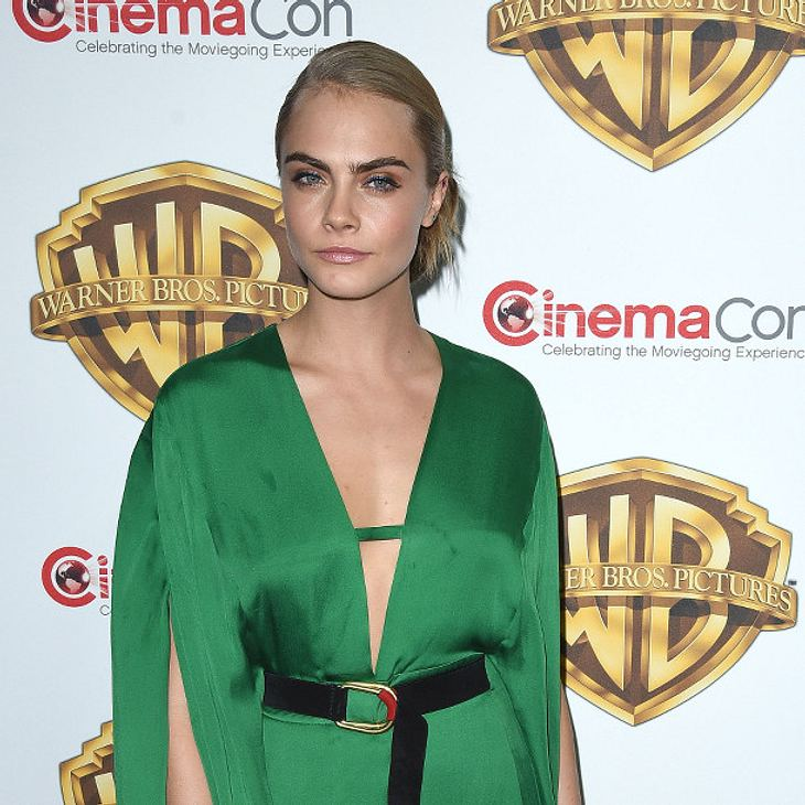 Cara Delevingne ist einfach anders als andere