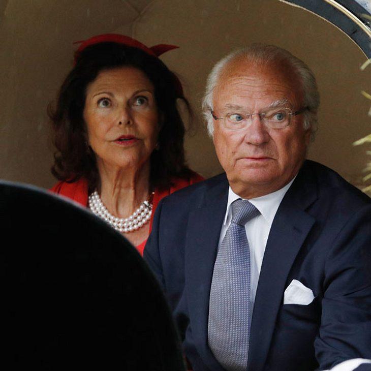 Carl Gustaf von Schweden trauert um seinen besten Freund