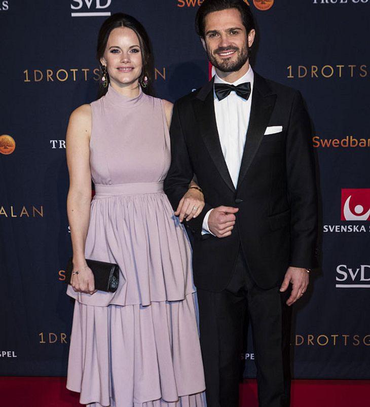 Carl Philip und Sofia von Schweden: Süßes Geheimnis enthüllt!