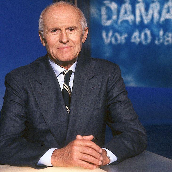 ZDF-Moderator Carl Weiss ist tot!