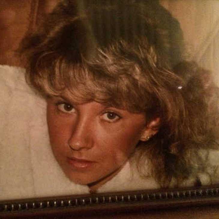 Carmen Geiss mit 18 Jahren