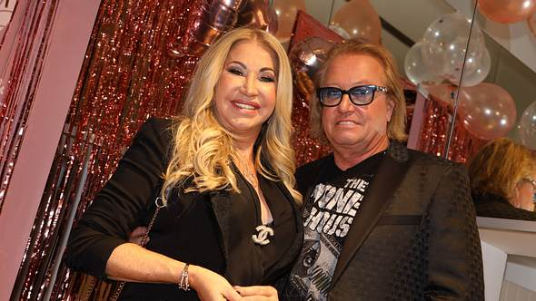 Carmen und Robert Geiss - Foto: imago images/SKATA