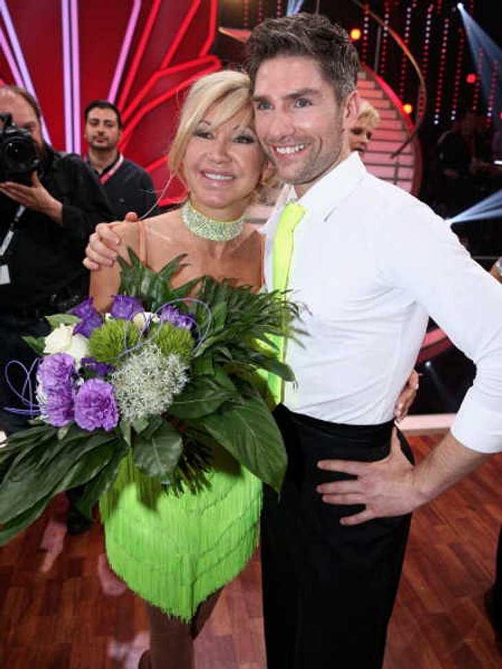 Carmen Geiss will weiter tanzen!