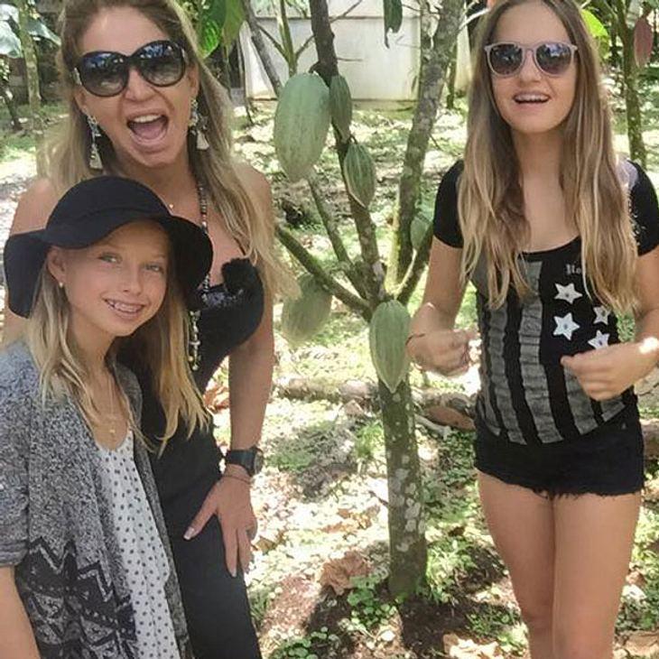 Zeigen sich die Töchter von Carmen Geiss zu freizügig?