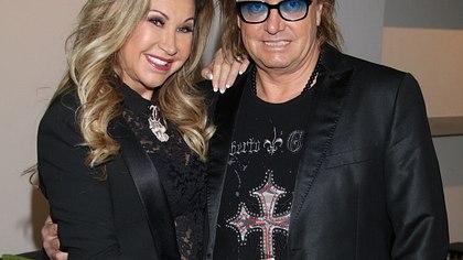 Carmen Geiss erlaubte sich einen Spaß mit ihrem Mann - Foto: WENN.com